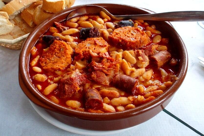фабада испанская кухня