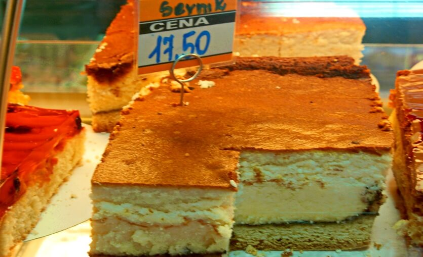 сырник польский пирог