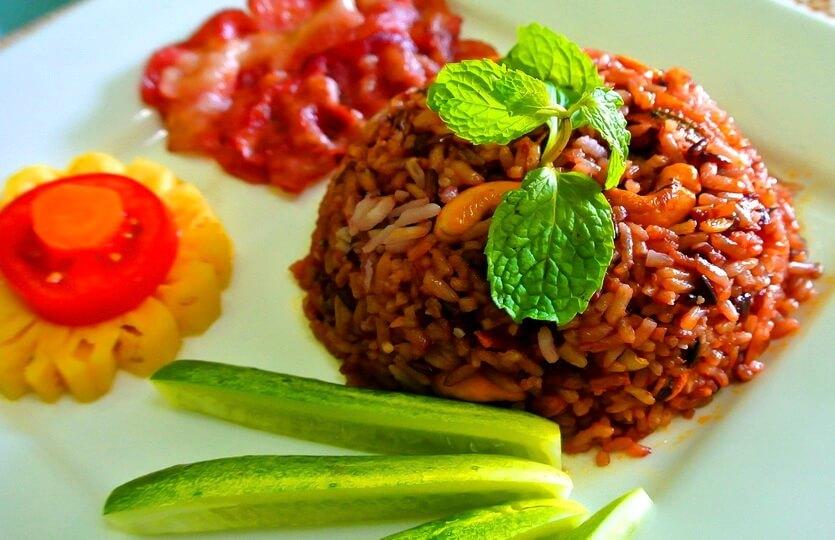 тайская кухня что попробовать