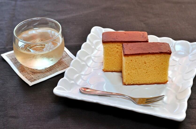 десерт кастелла япония