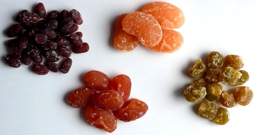 аманатто японские сладости