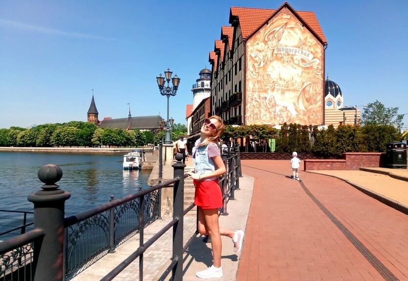 калининград обзорная экскурсия