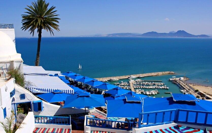 экскурсия в сиди-бу-саид тунис
