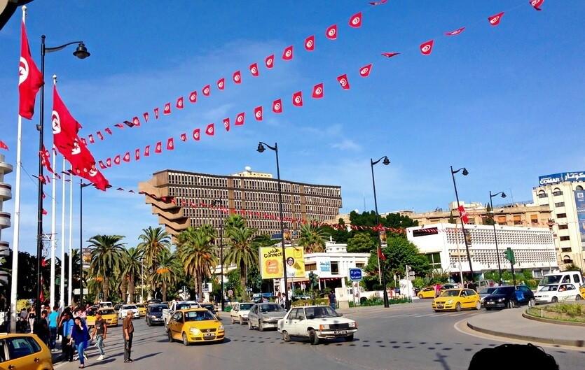 экскурсия в столицу туниса