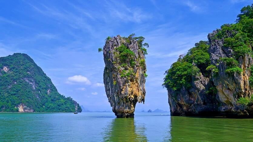 остров бонда тайланд