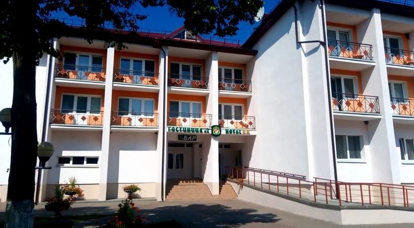 отель в беловежской пуще