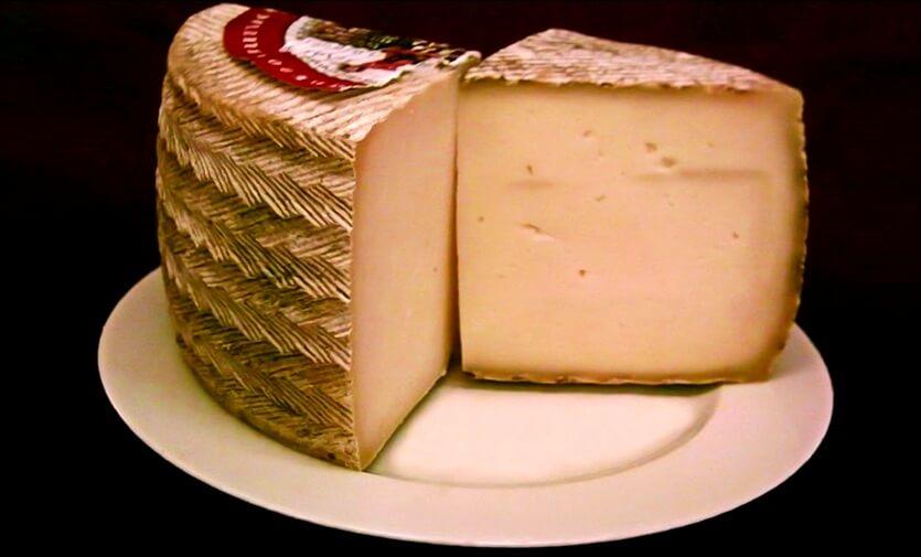 манчего сыр в испании