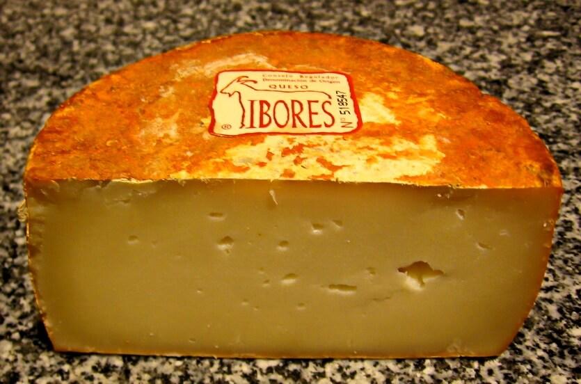 козий сыр иборес