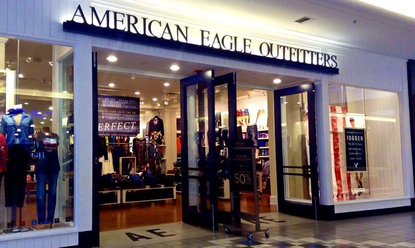 american eagle джинсы