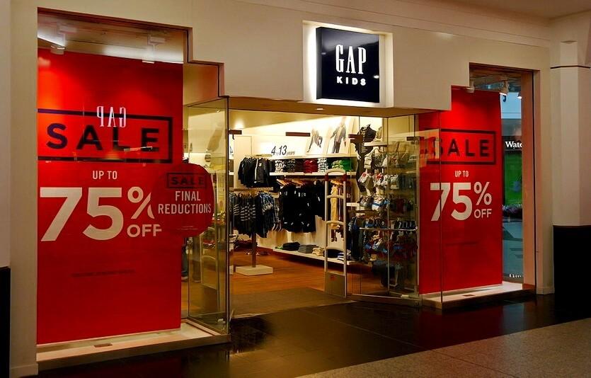 gap kids одежда для детей