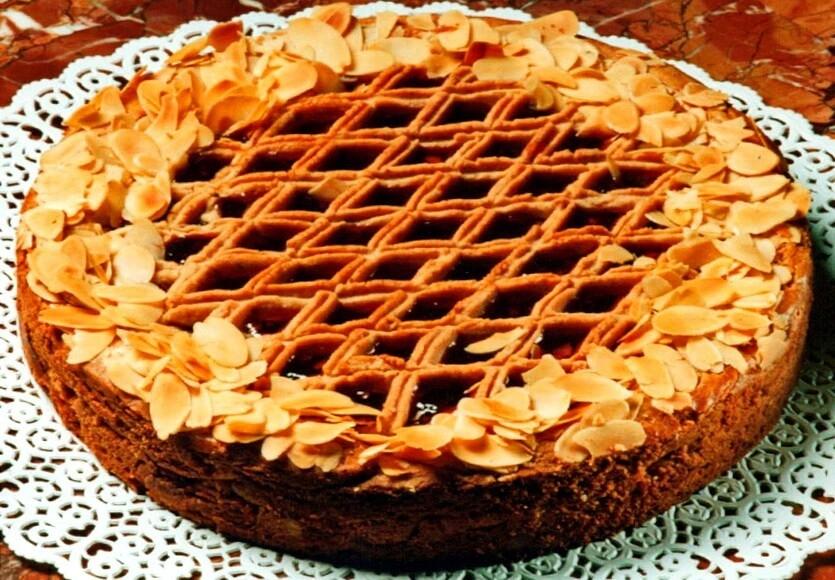 линцский торт вена
