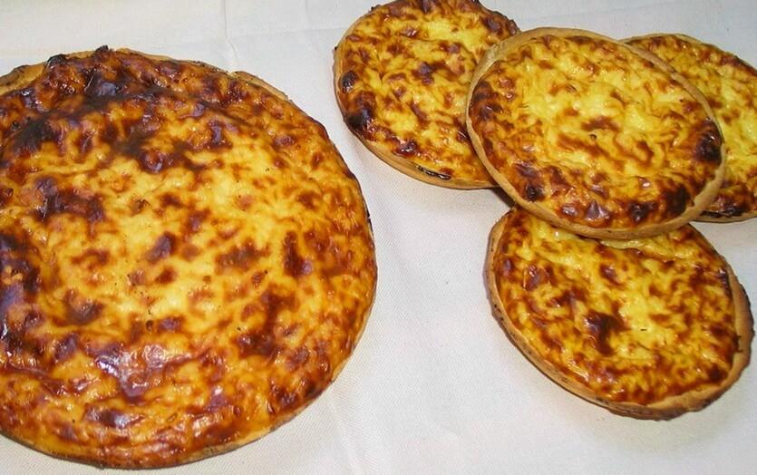 рисовый тарт в бельгии
