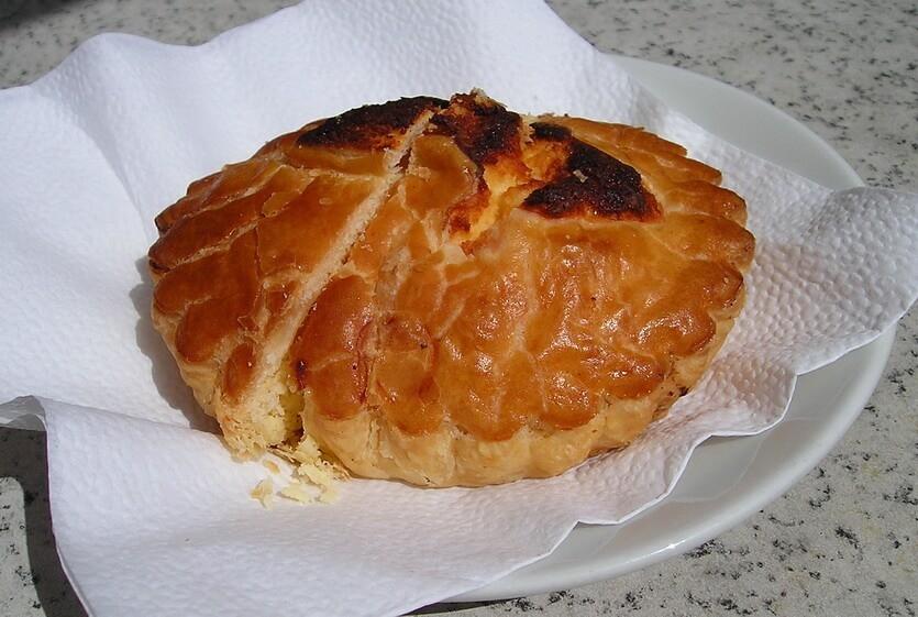 маттентарт бельгийский десерт