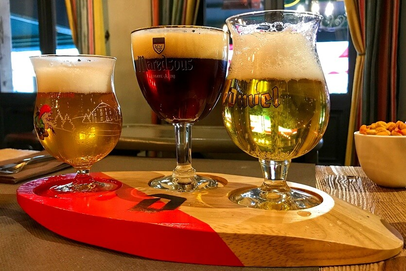 бельгия пиво
