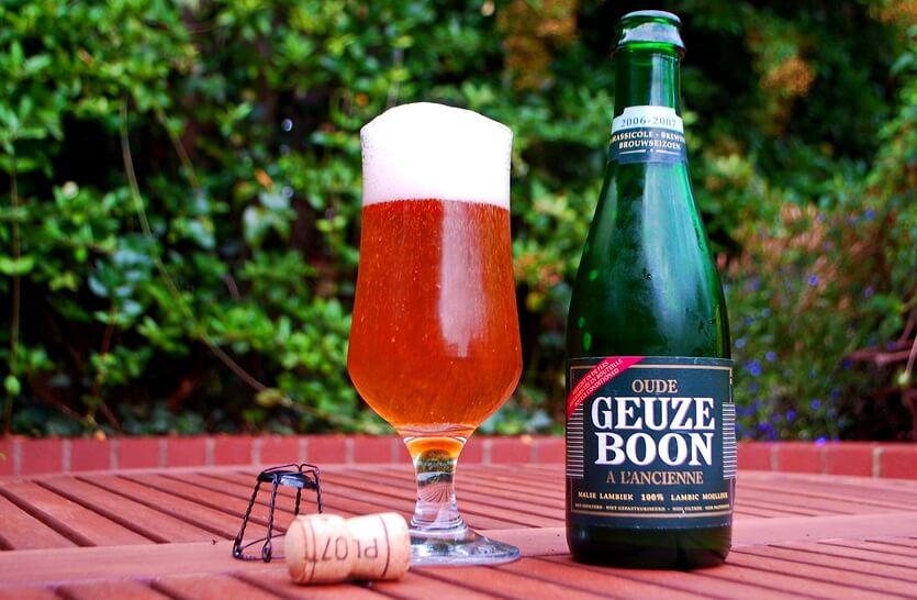 ламбик пиво в бельгии