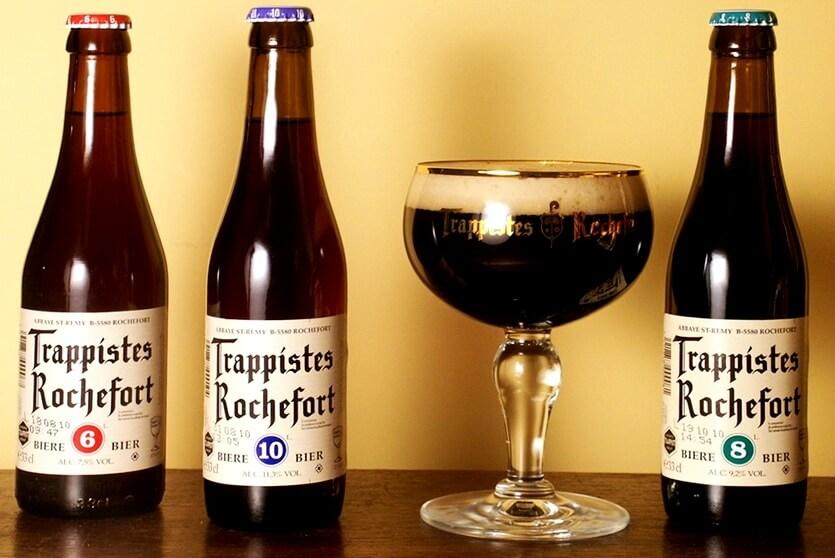 бельгия траппистское пиво