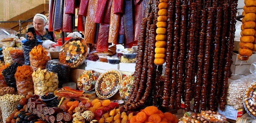 алани армянские сладости