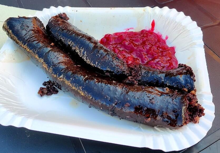 мустамаккара финская кухня