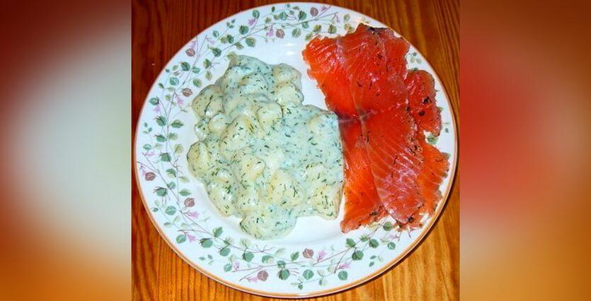 граавилохи финское блюдо
