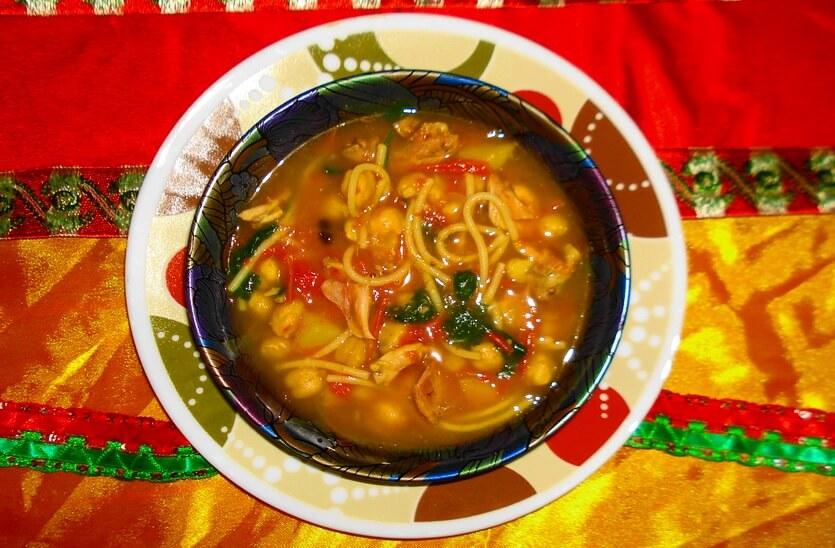 харира марокканский суп