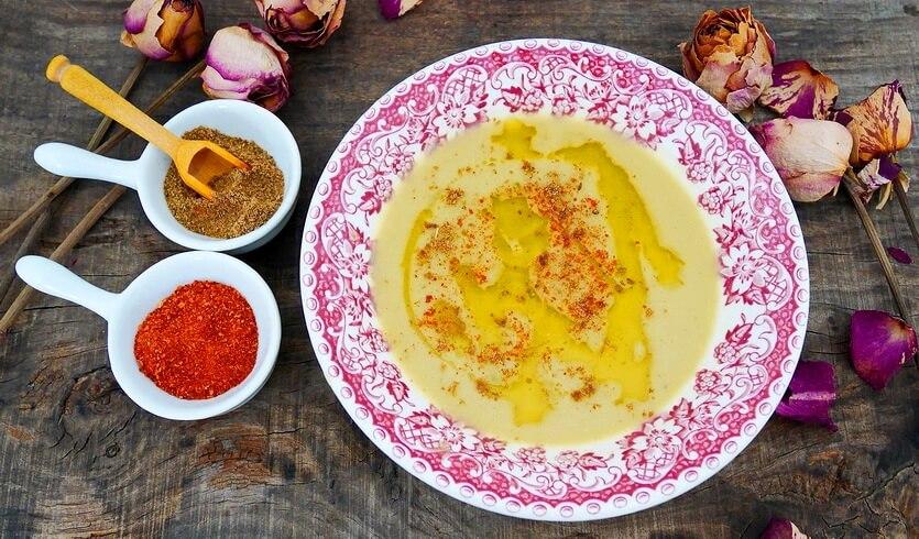 биссара марокканская кухня