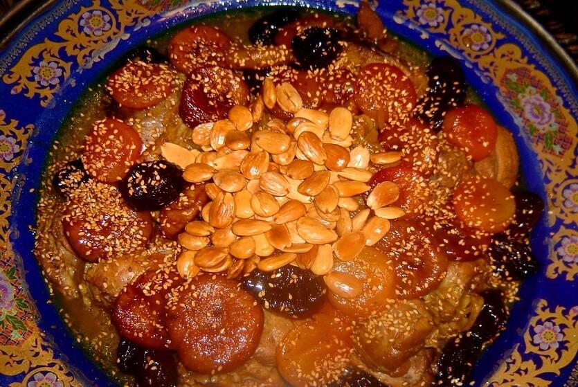 мрузия в марокко