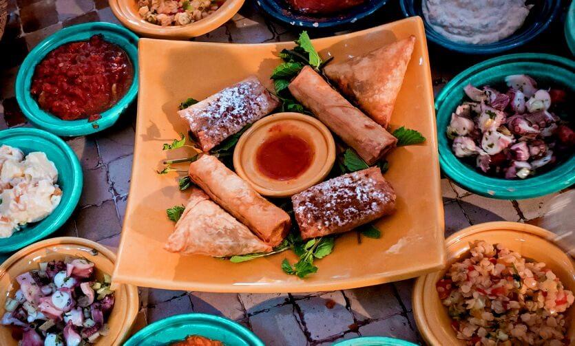 ргаиф марокканская кухня