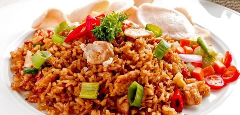 жареный рис вьетнам