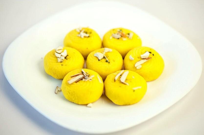 педа индийская сладость