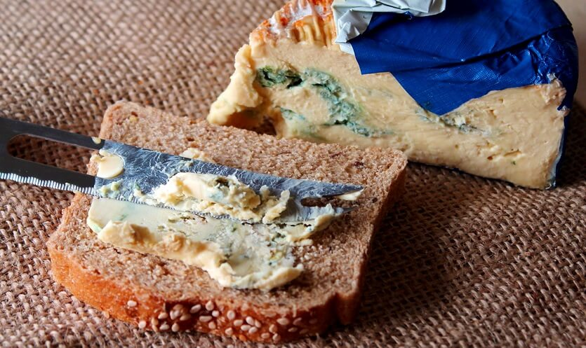 баварский голубой сыр