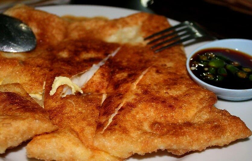 мартабак балийское блюдо