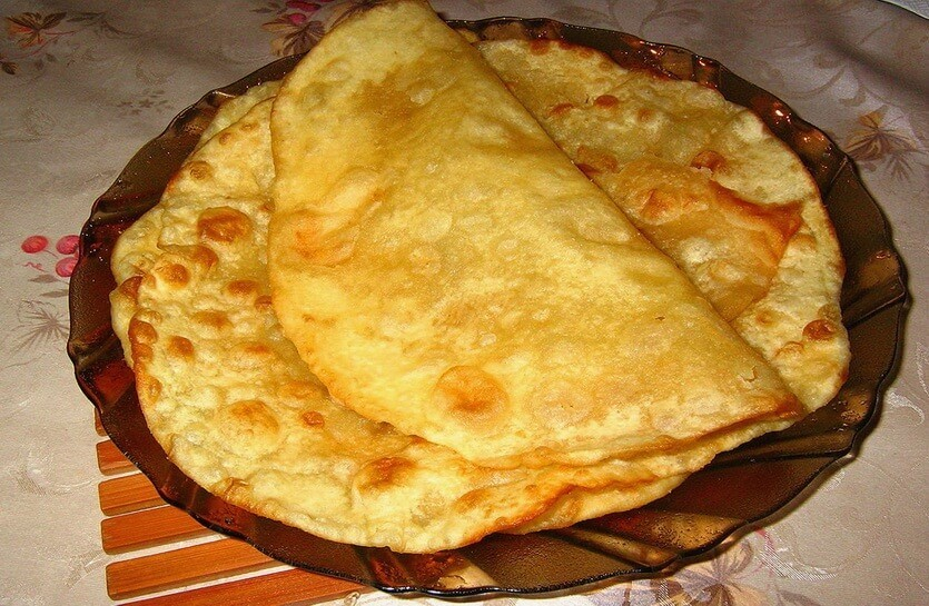шельпек казахская выпечка