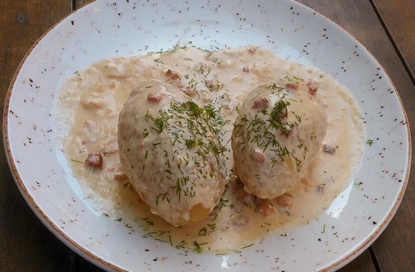цеппелины литовское блюдо