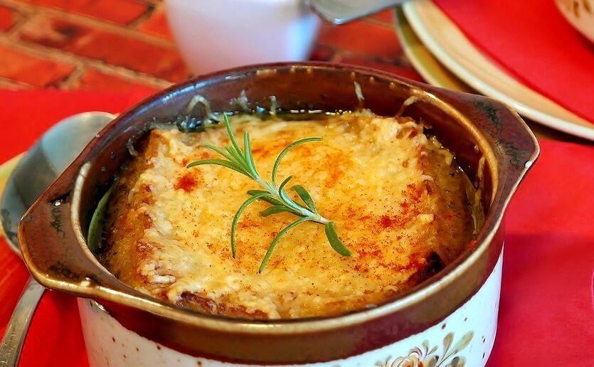 луковый суп франция