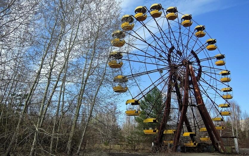 чернобыль экскурсия