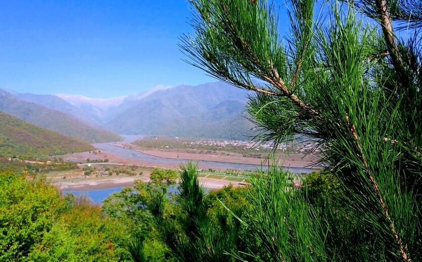 кахетия алазанская долина