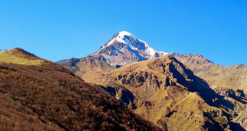 казбек грузия