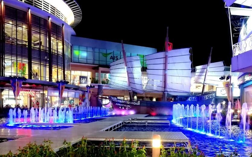 Крупные торговые центры Пхукета: фото и отзывы