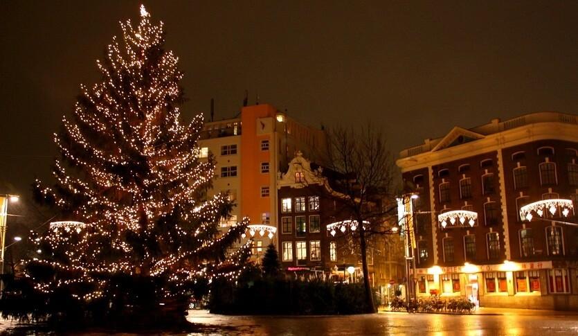амстердам голландия нидерланды
