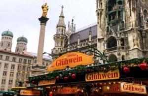 мюнхен германия рождество