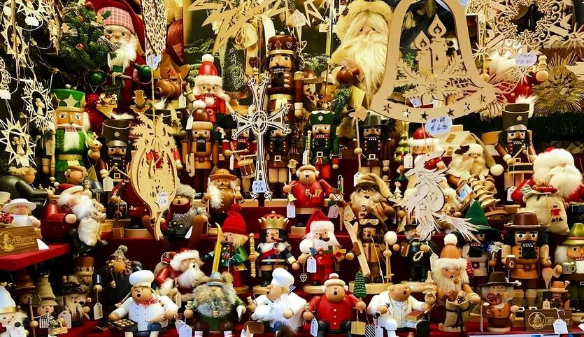рождественская ярмарка мюнхен