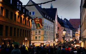 нюрнберг германия рождество