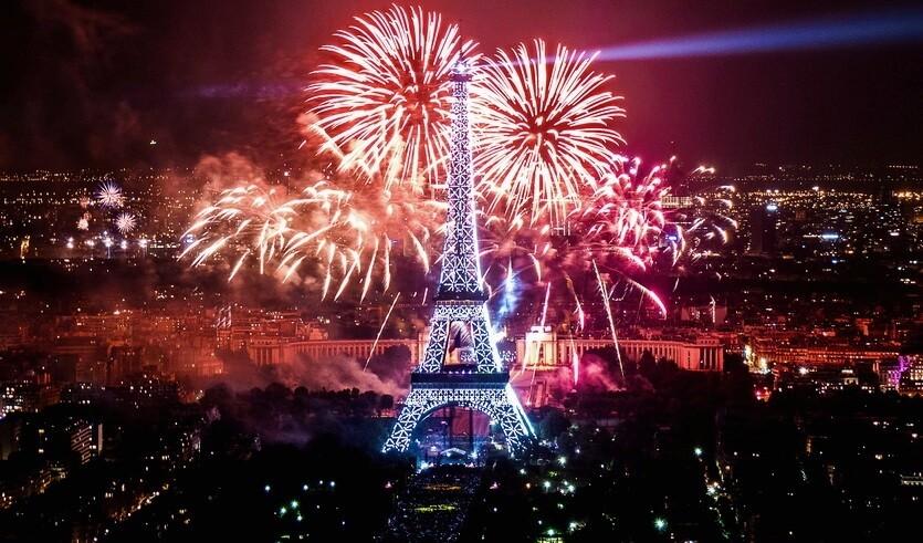 париж франция рождество