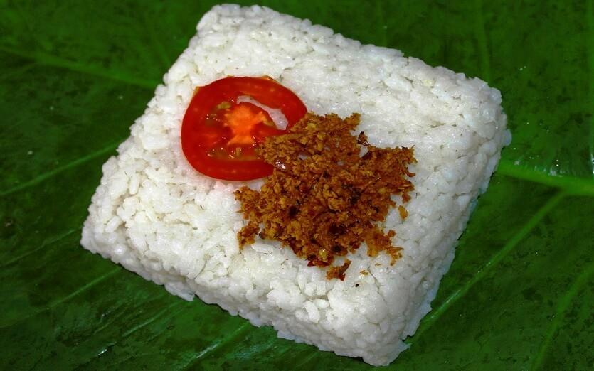 кирибат ланкийское блюдо