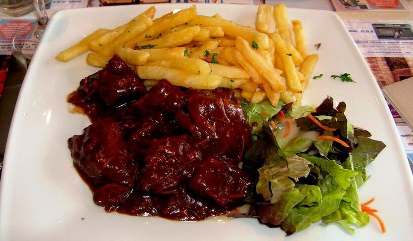 фламандское тушеное мясо
