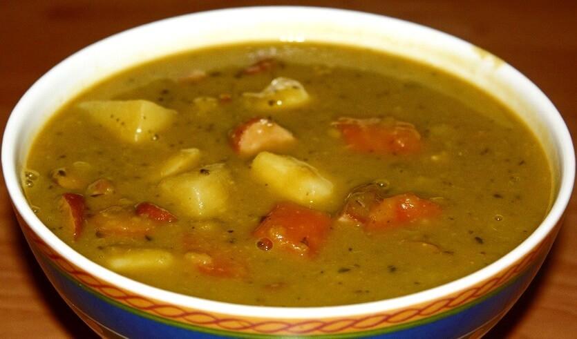 голландский гороховый суп