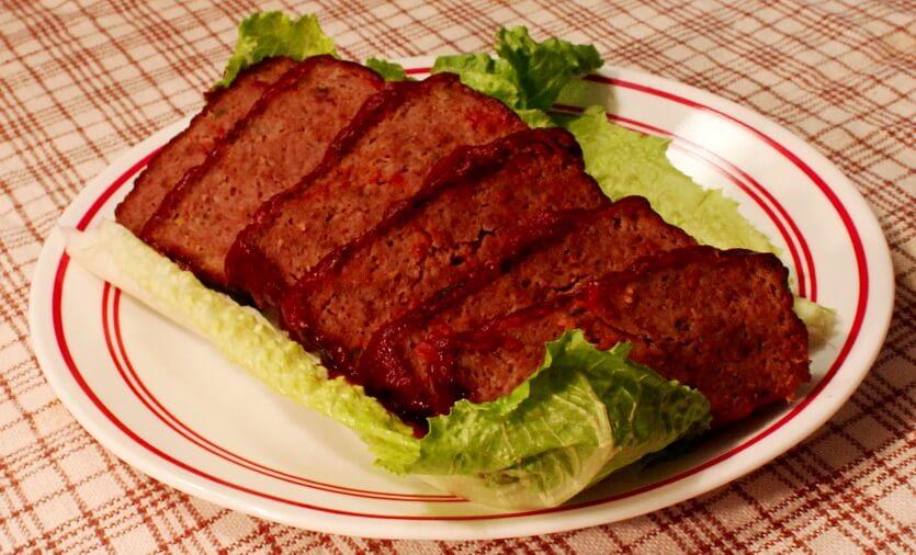мясной рулет американская кухня