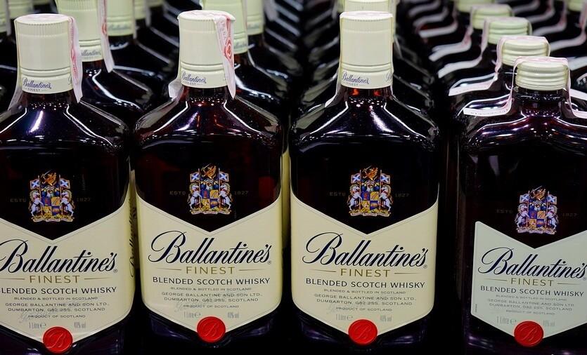 ballantines виски