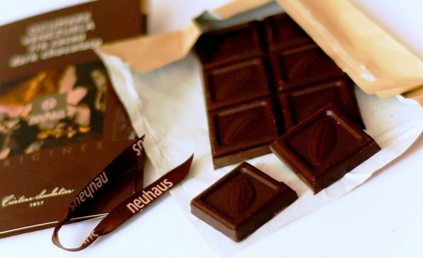 марки шоколада из бельгии
