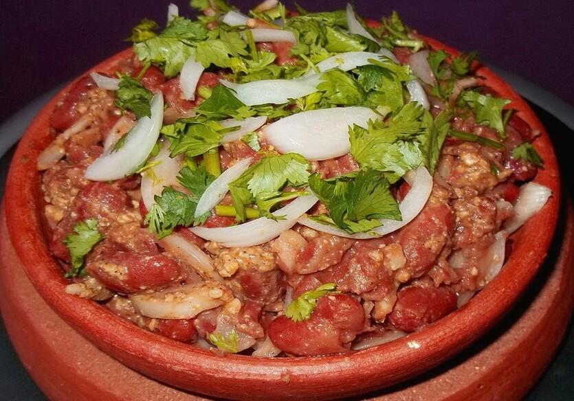 лобио абхазская кухня